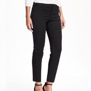 Ann Taylor LOFT 10p Navy Blue Marisa Skinny Pants